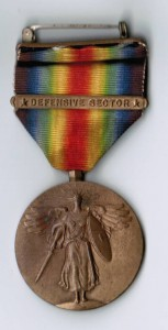Veterans Day WWI Victory Medal
