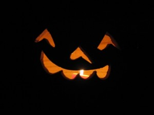 halloween costumes could be a smiling jack o'lantern