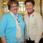 Vicky Wegman and Wendy Tardif, Dempsey Center