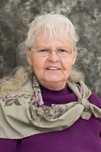 Rev. Catherine Sabine is a tribal elder of the Micmac indians in Maine