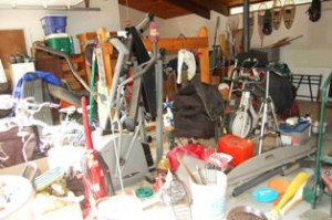 downsizing includes sorting and organizing